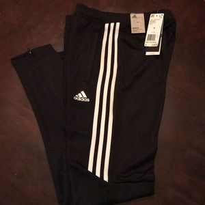 Brand New Adidas tapered fit pants